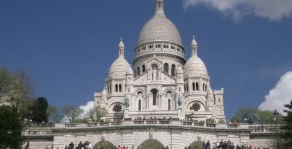 Basílica de Sacre Coeur (París)