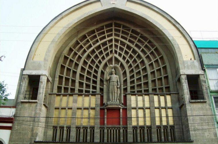 Iglesia de San Rafael Arcángel (México)