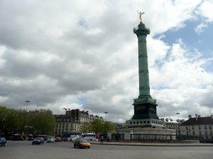 Plaza de la Bastilla