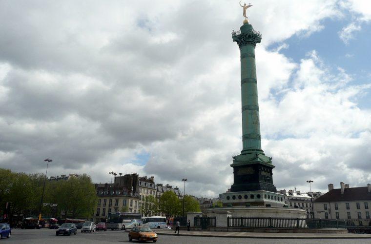Plaza de la Bastilla (París)