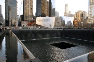 Fuente World Trade Center Memorial