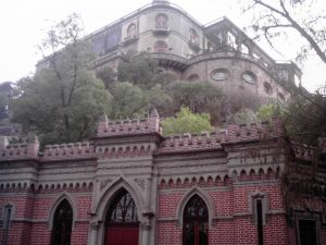 Bosque y Castillo de Chapultepec y Museo Nacional de Historia