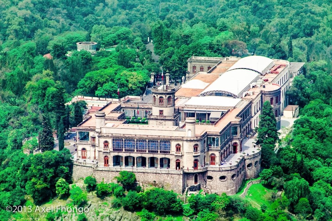 Conoce el Unico Castillo Real en America + Vista Aerea