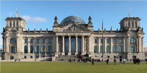 Edificio Reichstag de (Berlín)