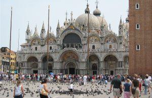 Basílica de San Marcos (Venecia)