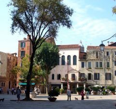 Ghetto Nuevo (Ghetto de Venecia)