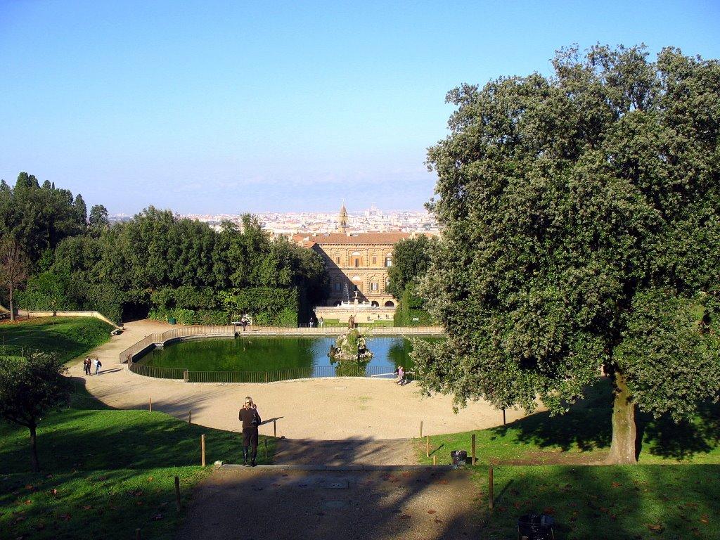 Jardines De Florencia Sitiosturisticos Com