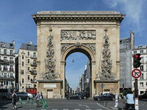 Puerta de Saint Denis