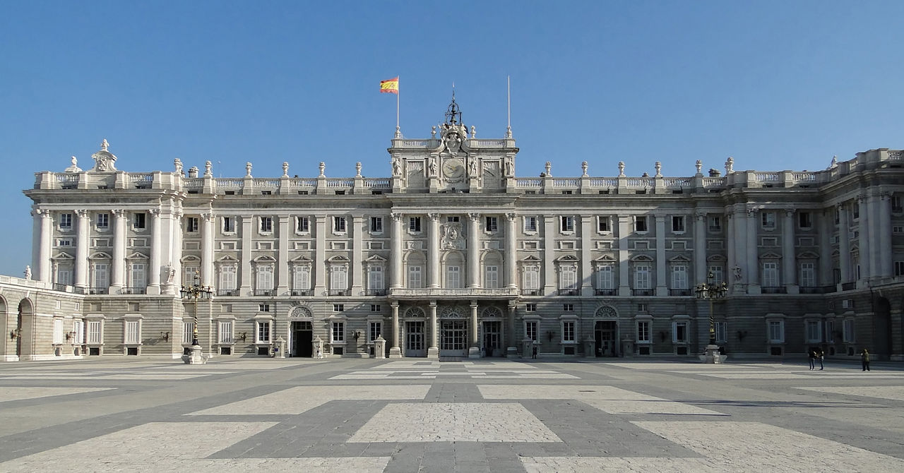 palacio real de madrid On lugares turisticos de espana madrid