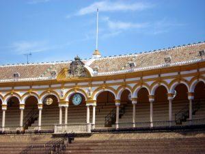 Plaza de Toros de La Real Maestranza de Sevilla-Puerta de toriles