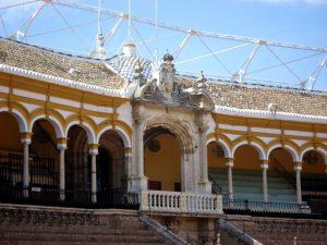 Plaza de Toros de La Real Maestranza de Sevilla-Tendido 2