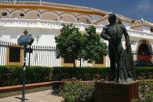 Plaza de Toros de la Real Maestranza de Caballeria, Sevilla, Spain, 26-05-2010