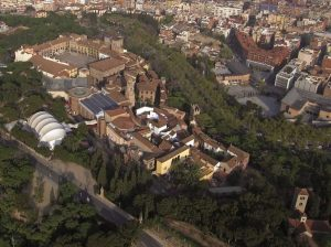 Poble Espanyol de Montjuic