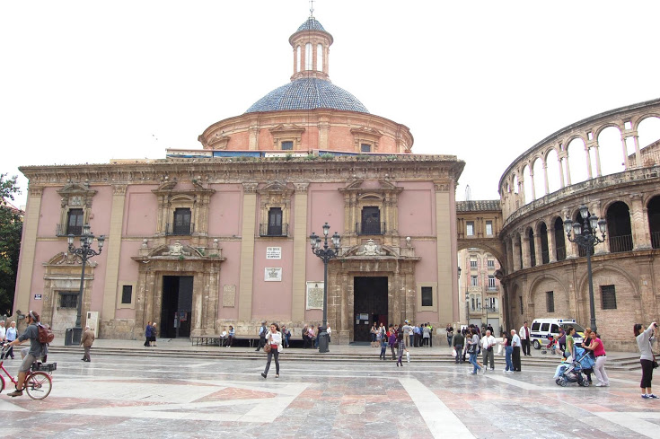 misas basilica valencia