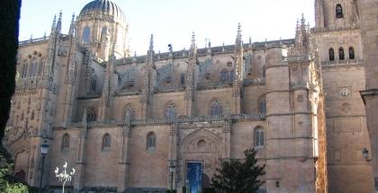 Catedral Nueva de Salamanca - autor