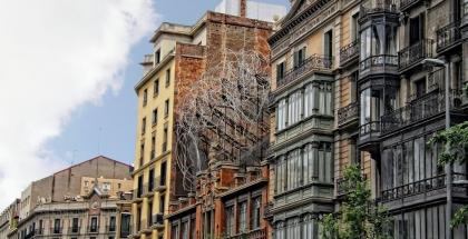 Fundacio Antoni Tapies, Barcelona