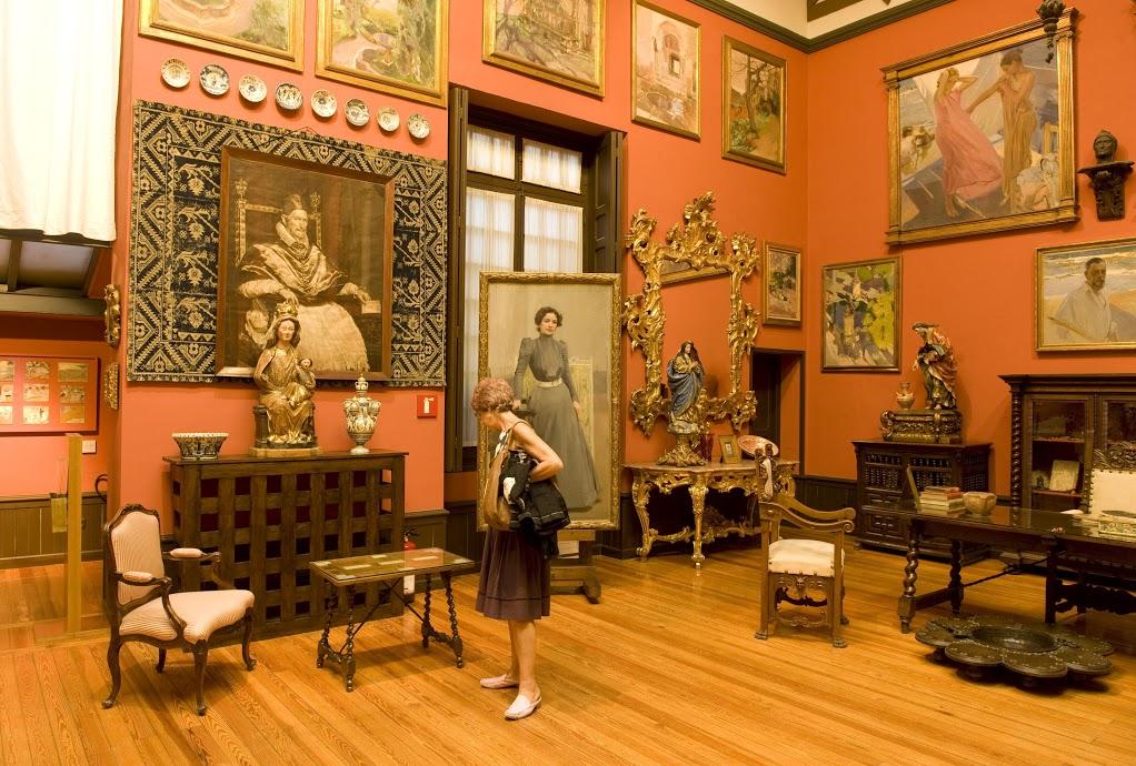 Museo sorolla - Casa de sorolla en madrid ...