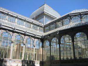 Palacio de Cristal. Buen Retiro