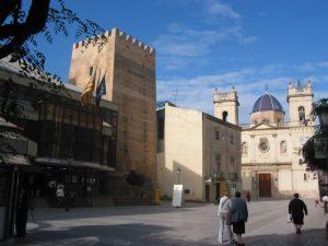 Torre de la Plaza