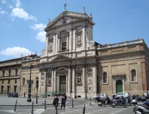 Iglesia de Santa Sussana