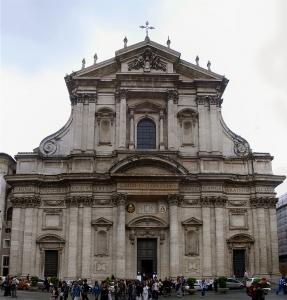 Iglesia de San Ignacio de Loyola