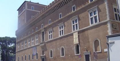 Palacio Venezia - autor