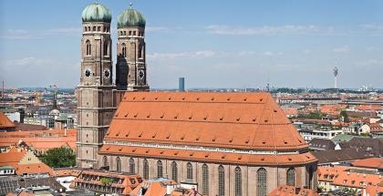Catedral Nuestra Señora de Múnich - autor