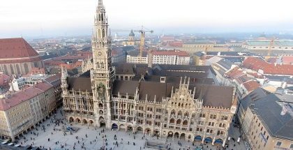 Marienplatz - autor