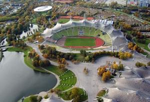 Parque Olímpico de Múnich