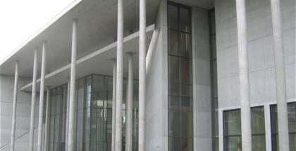 Pinacoteca de Arte Moderno - autor