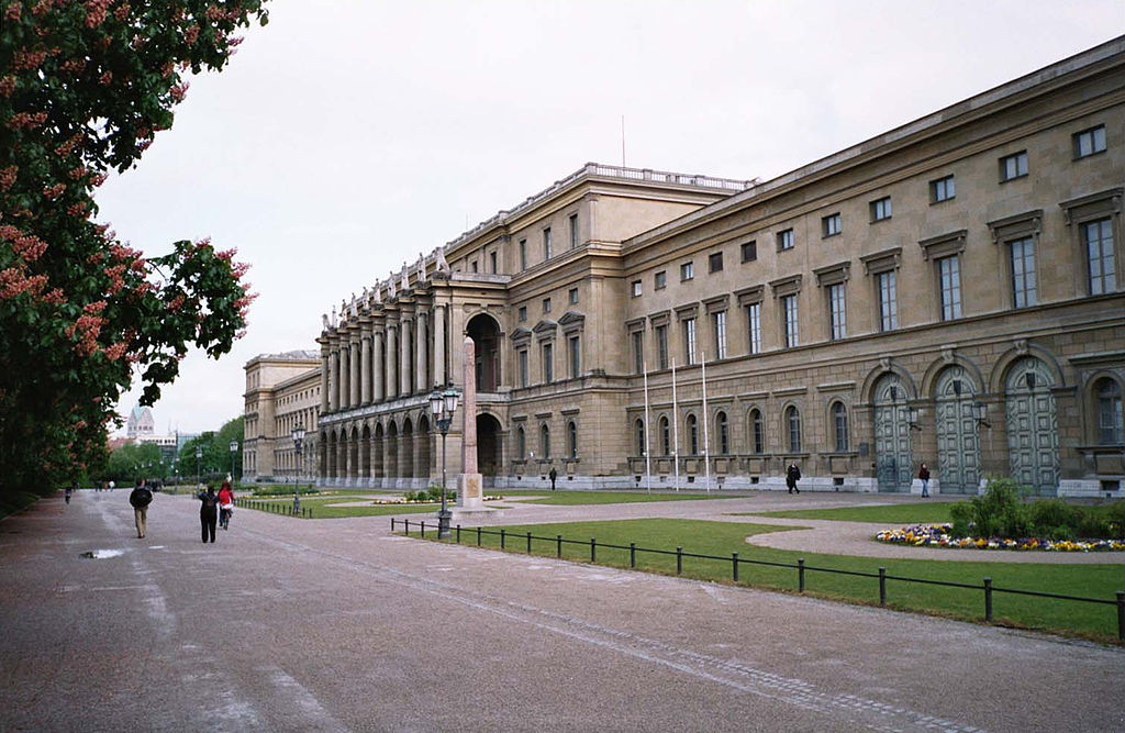 Munchner Residenz (Residencia de Múnich)