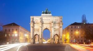 Siegestor (Puerta de la Victoria)