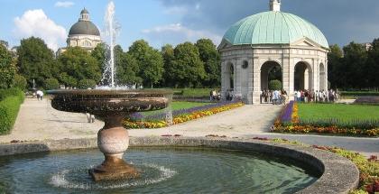 Hofgarten de Múnich - autor