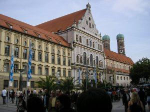 Iglesia de San Miguel de Múnich