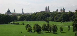 Jardín Inglés de Múnich (Englischer Garten)