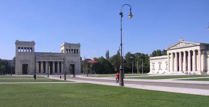 Königsplatz - autor