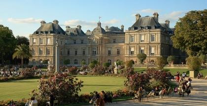 Palacio de Luxemburgo - autor