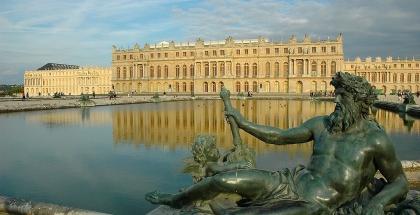 Palacio de Versalles - autor