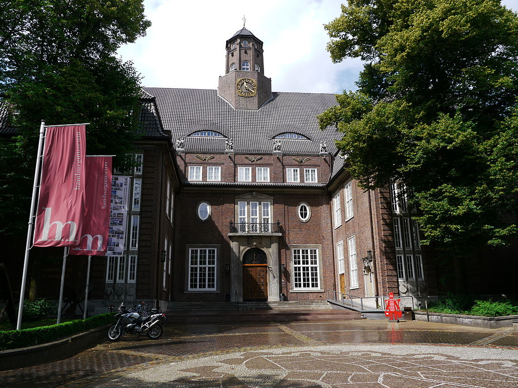 Hamburgmuseum (Museo de Historia de Hamburgo)