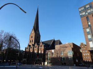 Hauptkirche St. Jacobi (Hamburgo)