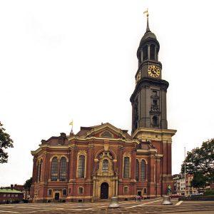 Iglesia de San Miguel (St. Michaelis Kirche)