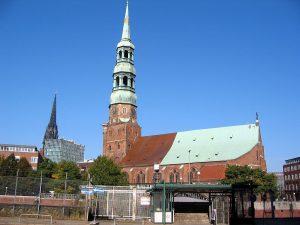 Iglesia de Santa Catalina (Hauptkiche St. Katharinen)