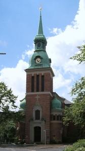 Matthäuskirche (Iglesia de San Mateo)