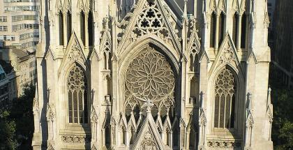 Catedral de San Patricio de Nueva York - autor