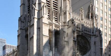 Iglesia de Santo Tomás (Nueva York) - autor