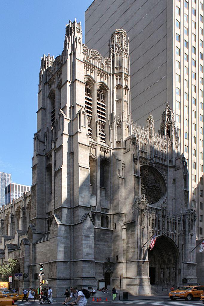 Iglesia de Santo Tomás (Nueva York)