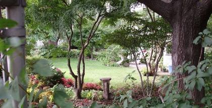 Jardín Botánico de Queens - autor