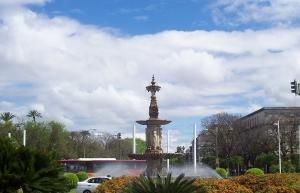 Parque del Prado de San Sebastián