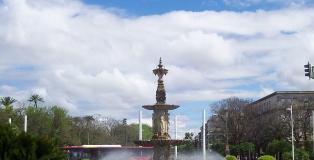 Parque del Prado de San Sebastián - autor