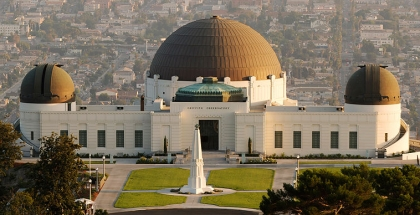 Griffith observatory - autor